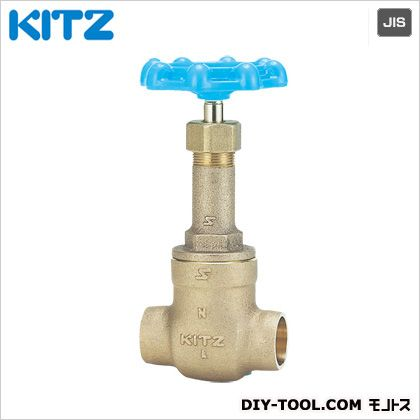 KITZ 給水用青銅製ゲートバルブ (CLN1.1/4B[32A])