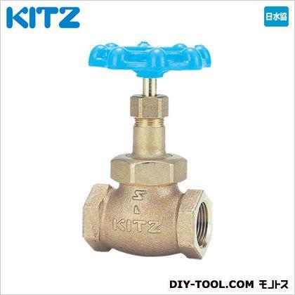 KITZ 給水用青銅製グローブバルブ (GN1.1/2B[40A])