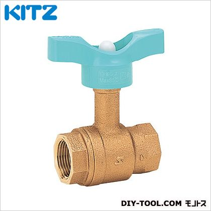 KITZ 給水用青銅製Tボールバルブ (TLNT2B[50A])