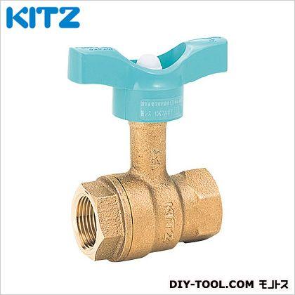 KITZ 給水用青銅製Tボールバルブ (TLNFT1.1/4B[32A])