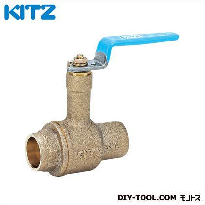 KITZ 給水用青銅製Tボールバルブ (CTLN1.1/2B[40A])