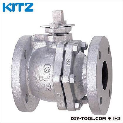 KITZ 鋳鉄製ボールバルブ (10FCTB20A)