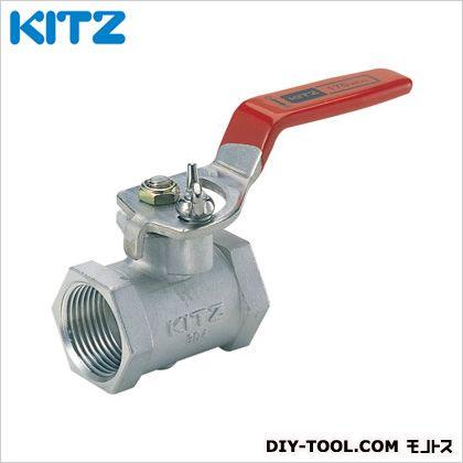 KITZ ステンレス製バタフライバルブ (UV1B[25A])