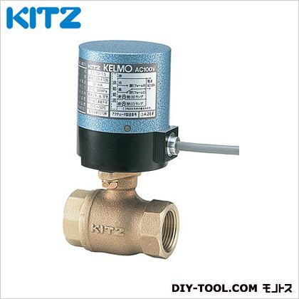 KITZ 電動青銅製ボールバルブ (EA200-TE3/8B[10A])