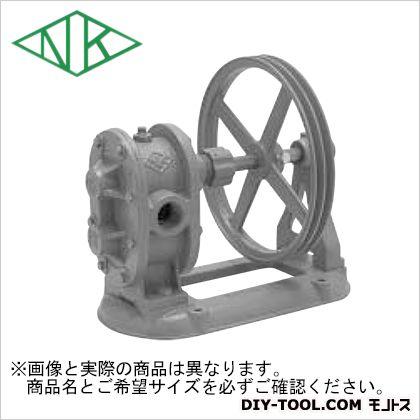 亀嶋鐵工所 ギヤロータリーポンプ 単独ベース型 (ME-1V 1 1/4B 32A)