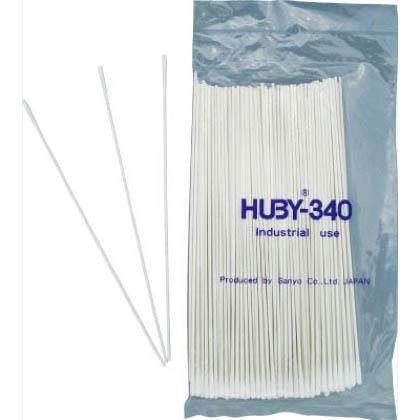 クリーンクロス HUBY コットンアプリケーター 6000本入 1箱 CA005MB  CA005MB 1 箱