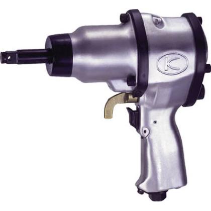 空研 1/2インチSQ 2インチロング 中型エアーインパクトレンチ(12.7mm角) (KW14HP2) 1台