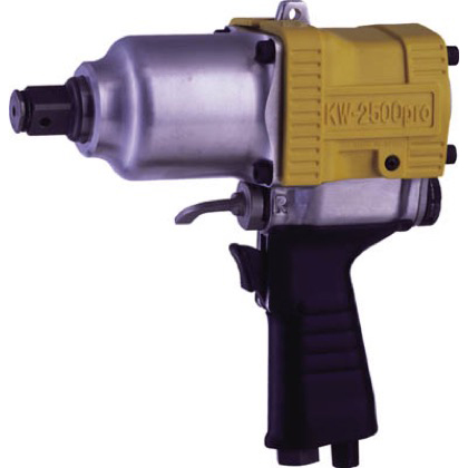 空研 3/4インチSQ超軽量エアーインパクトレンチ(19mm角)  KW-2500PRO 1 台