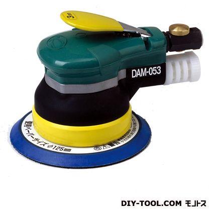 空研 デュアルアクションサンダーA 全長(パッド付):166mm DAM-0531A