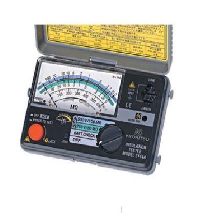 共立電気計器 絶縁抵抗計  MODEL3145A