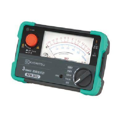 共立電気計器 絶縁抵抗計  KEW3431