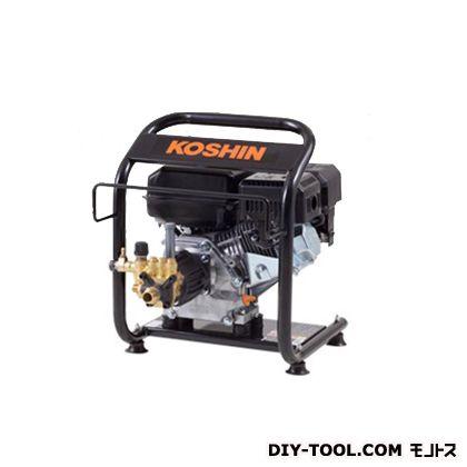 工進 農業用エンジン式高圧洗浄機 ブラック (JCE-1408U) 工進 高圧洗浄機 家庭用高圧洗浄機