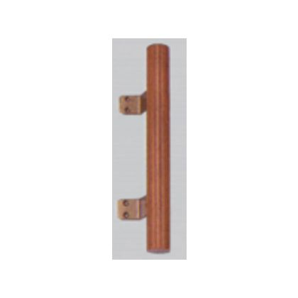 SOWA 天然木 神楽ハンドル(片面用) 400mm 12964