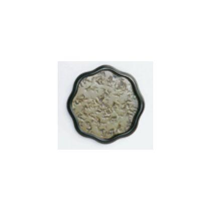 SOWA 菊型 変形引手 7414 赤銅宣徳 大 58390