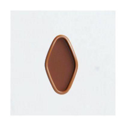 SOWA 利休菱型 変形引手 7428 素銅五郎三 大 58432