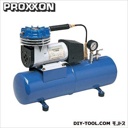 プロクソン/proxxon ダイヤフラムコンプレッサー(全自動・タンク付) E5505T
