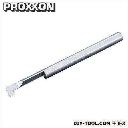 プロクソン カッティングツール小径ミゾ切用超硬バイト 旋盤用カッティングツール  24562
