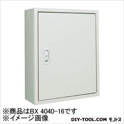 河村電器 盤用キャビネット屋内 BX 4040-16