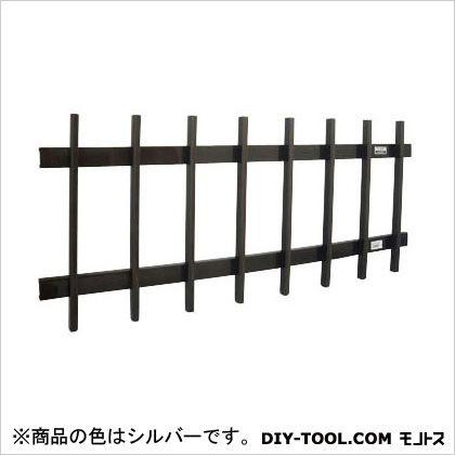 川口技研 面格子G シルバー 4.2×110×138cm S13811