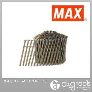 マックス ワイヤ連結釘 スクリュ (NS65W1-C(A1)) 250本×20巻