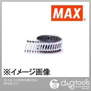 マックス プラシート連結釘 ZN (Z-FCP65W3) 100本×20巻