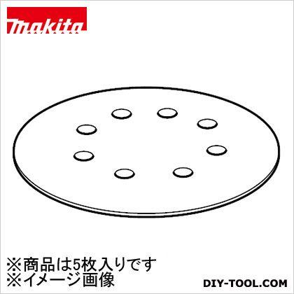 マキタ makita ペ-パ粒度WA240吸塵穴付 5入 5 A-16900 別倉庫からの配送 枚 サンディングディスク木工用 誕生日プレゼント