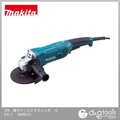 マキタ JPA 電子ディスクグラインダ (GA6021C)