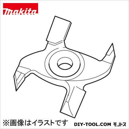 マキタ 小型ミゾキリ用三面仕上4Pカッタ 外径120mm 刃幅6.0mm  A-22632