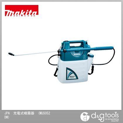 マキタ/makita JPA充電式噴霧器(バッテリー&充電器付き)  MUS052DW
