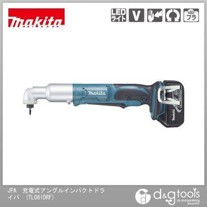 マキタ JPA 充電式アングルインパクトドライバ (バッテリー&充電器付き) (TL061DRF)