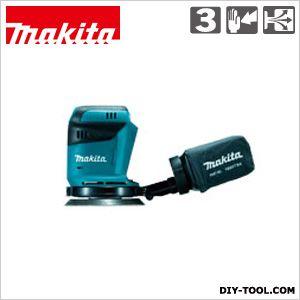 マキタ 充電式ランダムオービットサンダ[本体のみ/バッテリ・ 充電器別売] (BO140DZ)