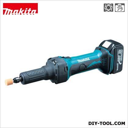 マキタ 充電式ハンドグラインダ (バッテリー&充電器付き) (GD800DRF)
