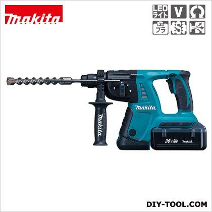 流行 FACTORY  ONLINE HR262DWBX:DIY 充電式ハンマドリル (バッテリー&充電器付き) マキタ SHOP -DIY・工具