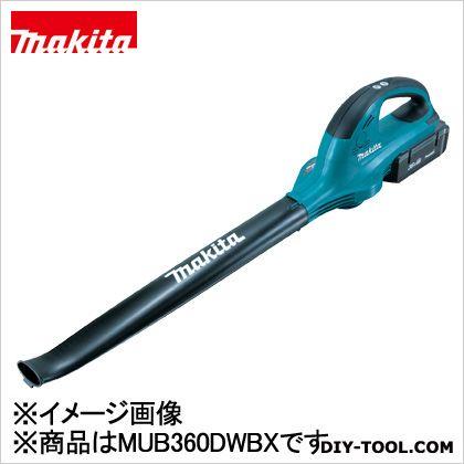 マキタ 充電式ブロワ (バッテリー&充電器付き)  MUB360DWBX