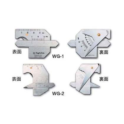 マイゾックス 溶接ゲージ (WG-2) myzox レーザー墨出器・距離計 レーザー墨出器