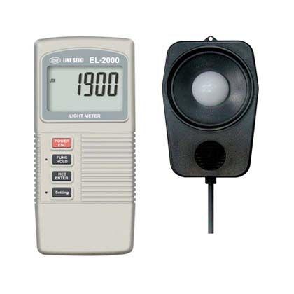 マイゾックス デジタル照度計 (EL-2000) myzox レーザー墨出器・距離計 レーザー墨出器