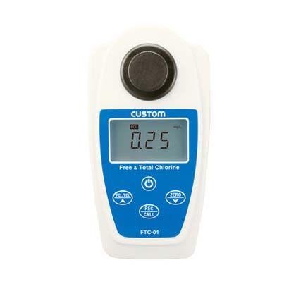 マイゾックス 残留塩素計 (FTC-01) myzox レーザー墨出器・距離計 レーザー墨出器
