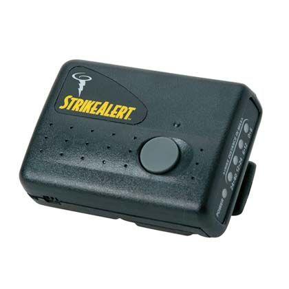 マイゾックス 驚きの値段で 携帯型雷警報器 ストライクアラートII SAII myzox 距離計 倉 レーザー墨出器