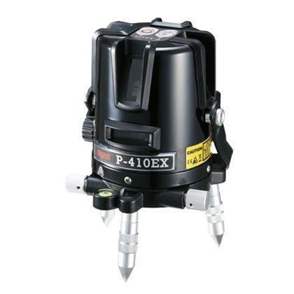 マイゾックス レーザー墨出器 P-410EX パッケージセット (P-410EX SET)