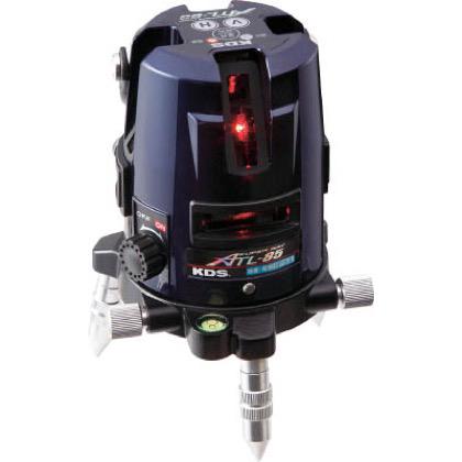 KDS レーザー墨出器スーパーレイATL-85受光器・三脚付 676 x 323 x 465 mm ATL-85RSA 1