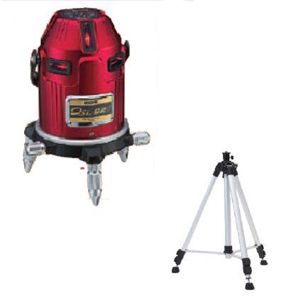 ムラテックKDS DSL-92S受光器・三脚付N 赤 156 x 143 x 220 mm DSL-92SRSAN 1台