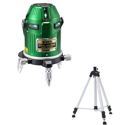 ムラテックKDS KDSDSL-92RG受光器・三脚付N 緑 156×143×220mm DSL-92RG RSAN