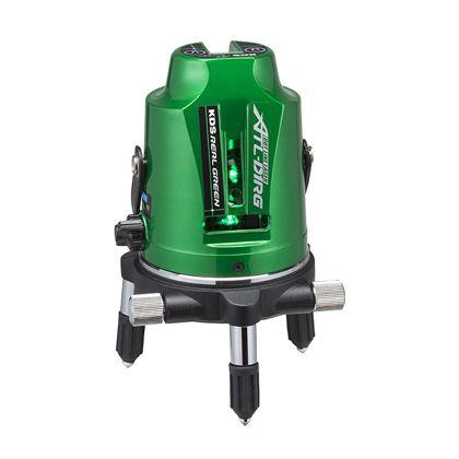 ムラテックKDS ドット付リアルレーザー(本体のみ) グリーン 300 x 305 x 325 mm ATL-D1RG 1