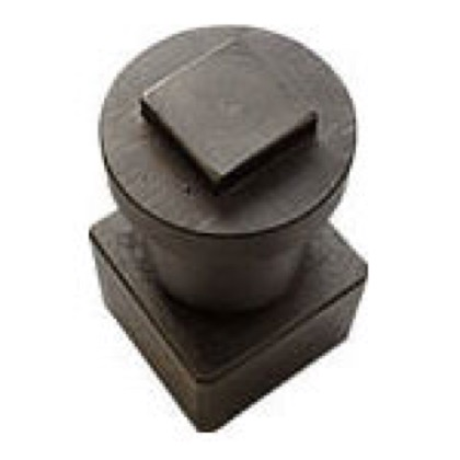 MIE 長穴ポンチ(昭和精工用)10X25mm 1個 MLP10X25S
