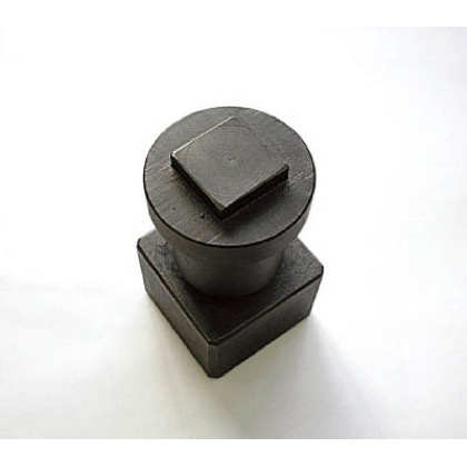 MIE 長穴ポンチ(昭和精工用)15X25mm 1個 MLP15X25S
