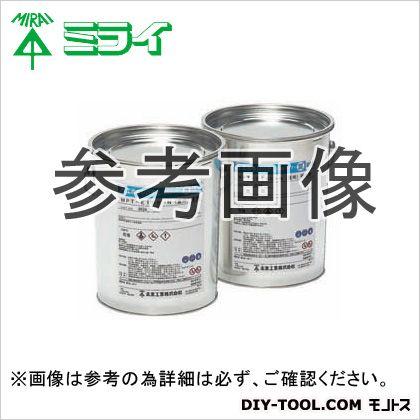 未来工業 エポキシパテL 速乾タイプ (MPT-E10K-F)