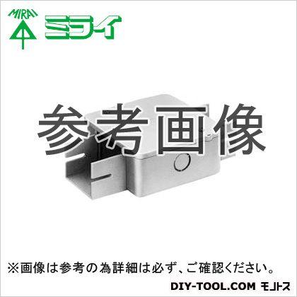未来工業 プラスチックダクト用 分岐ボックス ベージュ PDB-1020SJ