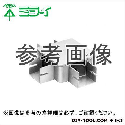未来工業 プラスチックダクト用 分岐ボックス ベージュ PDB-10203J