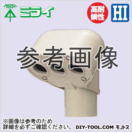 未来工業 エントランスキャップ グレー MEC-100