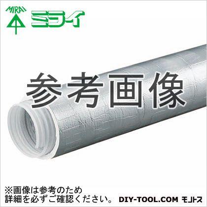 未来工業 換気フレキパイプ(断熱タイプ)  PYP-F100N